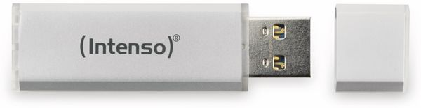 USB 2.0 Speicherstick INTENSO Alu Line, silber, 32 GB - Produktbild 3