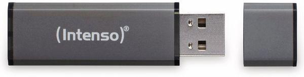 USB 2.0 Speicherstick INTENSO Alu Line, anthrazit, 64 GB - Produktbild 3