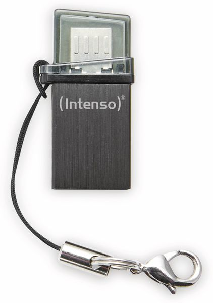 USB 2.0 Speicherstick INTENSO Mini Mobile Line, 16 GB - Produktbild 3