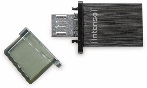 USB 2.0 Speicherstick INTENSO Mini Mobile Line, 32 GB - Produktbild 6
