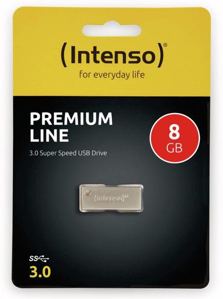 USB 3.0 Speicherstick INTENSO Premium Line, 8 GB - Produktbild 2