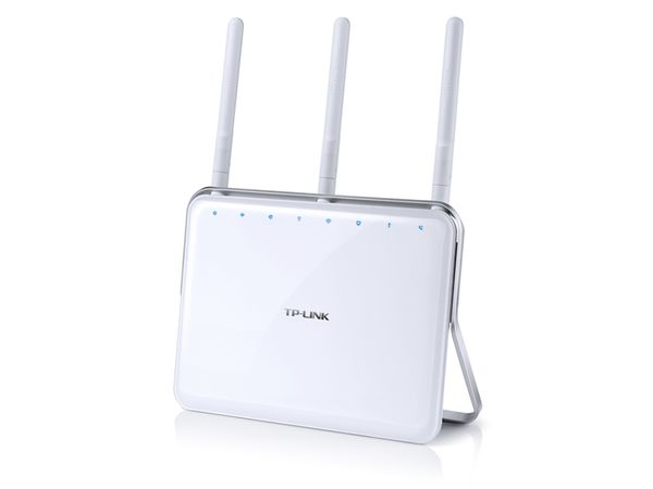 WLAN DSL-Router mit Telefonanlage TP-LINK Archer VR200v - Produktbild 1