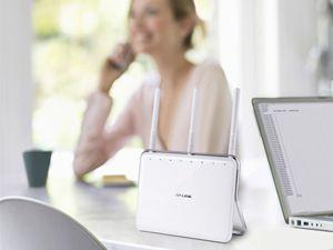 WLAN DSL-Router mit Telefonanlage TP-LINK Archer VR200v - Produktbild 2
