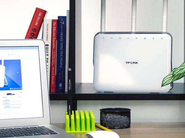 WLAN DSL-Router mit Telefonanlage TP-LINK Archer VR200v - Produktbild 3