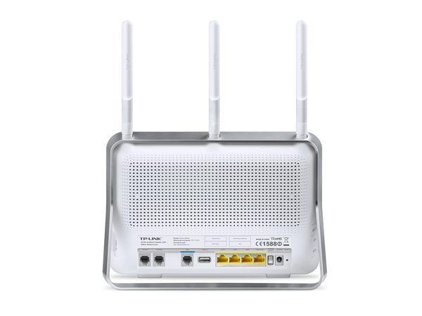 WLAN DSL-Router mit Telefonanlage TP-LINK Archer VR200v - Produktbild 6