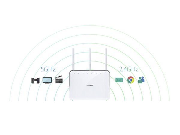WLAN DSL-Router mit Telefonanlage TP-LINK Archer VR200v - Produktbild 9