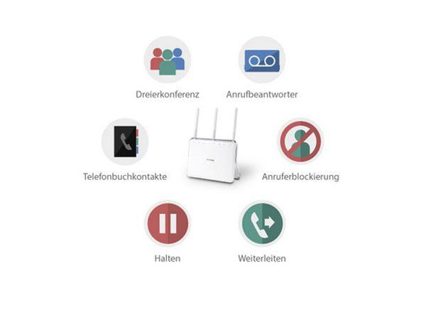 WLAN DSL-Router mit Telefonanlage TP-LINK Archer VR200v - Produktbild 12