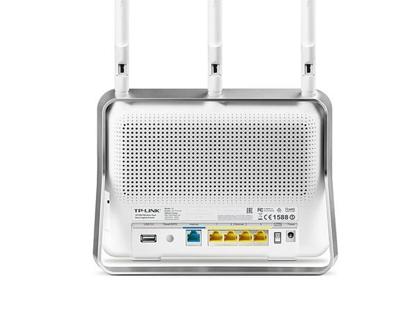 Dualband WLAN-Router TP-LINK Archer C9, AC1900 - Produktbild 3