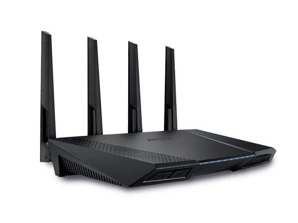 Dualband-WLAN-Router ASUS RT-AC87U - Produktbild 2