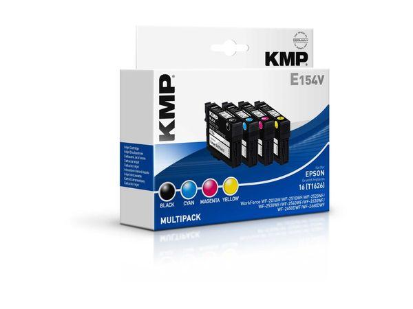 Tintenpatronen-Set KMP, kompatibel für Epson 16 (T1626)
