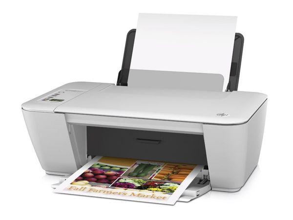 Drucker HP Deskjet 2540, All-in-One, WiFi - Produktbild 1