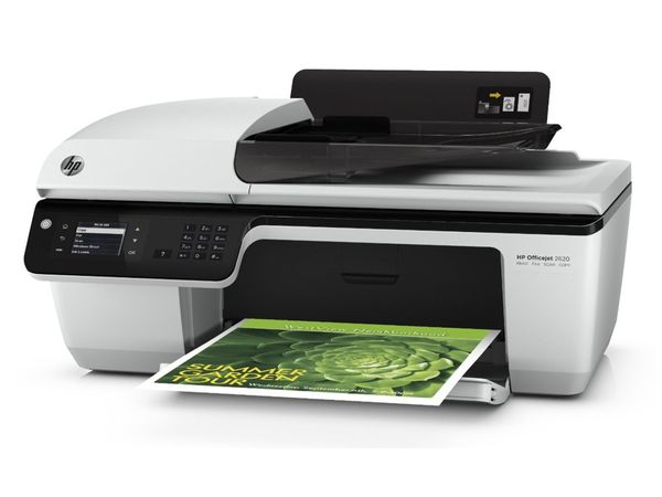 Drucker HP Officejet 2620, All-in-One - Produktbild 1
