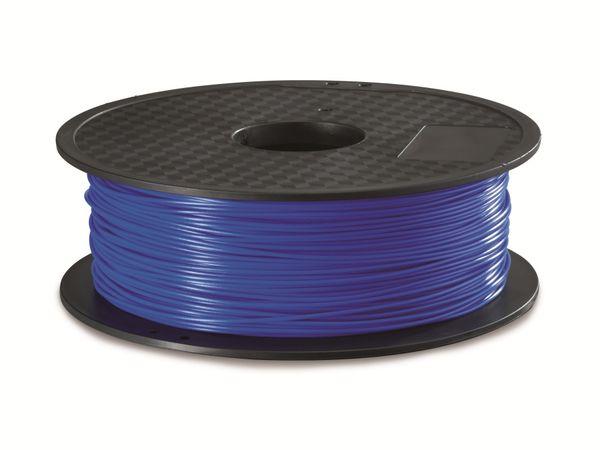 3D-Drucker PLA Filament DAYCOM 3DF, 1 kg, blau - Produktbild 1