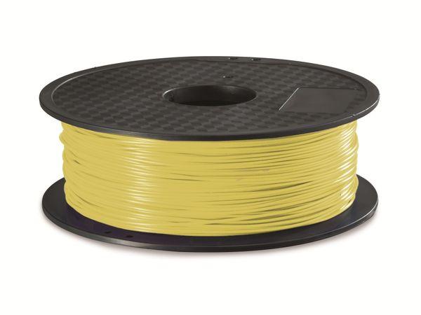 3D-Drucker PLA Filament DAYCOM 3DF, 1 kg, gelb - Produktbild 1