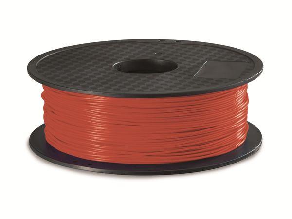 3D-Drucker PLA Filament DAYCOM 3DF, 1 kg, rot - Produktbild 1