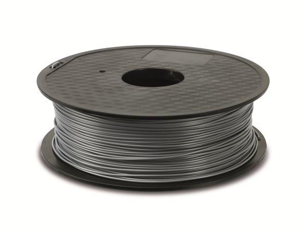 3D-Drucker PLA Filament DAYCOM 3DF, 1 kg, aluminium - Produktbild 1