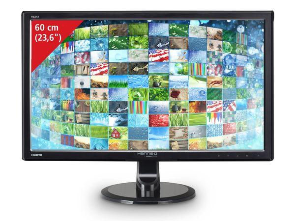 """60 cm (23,6"""") LED-Flachbildschirm HANNSPREE HS243HPB"""