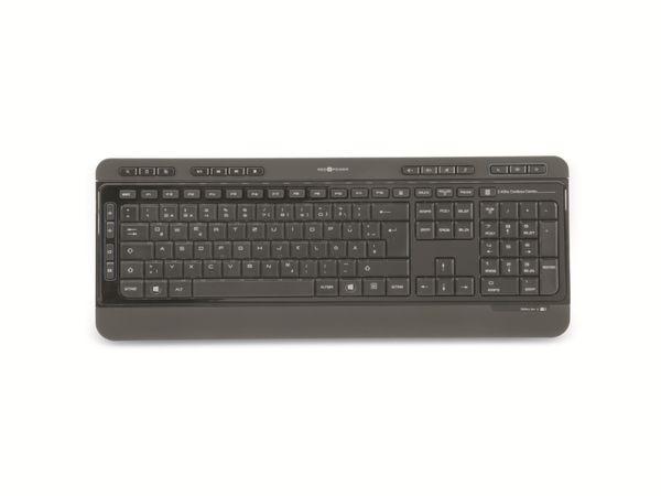 Kabelloses Tastatur/Maus-Set RED4POWER R4-T010B - Produktbild 3