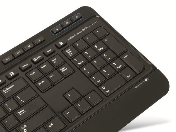 Kabelloses Tastatur/Maus-Set RED4POWER R4-T010B - Produktbild 7