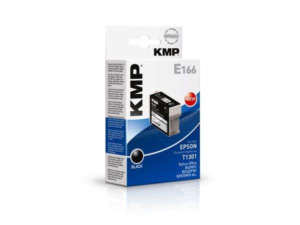 Tintenpatrone KMP, kompatibel für Epson T1301, schwarz