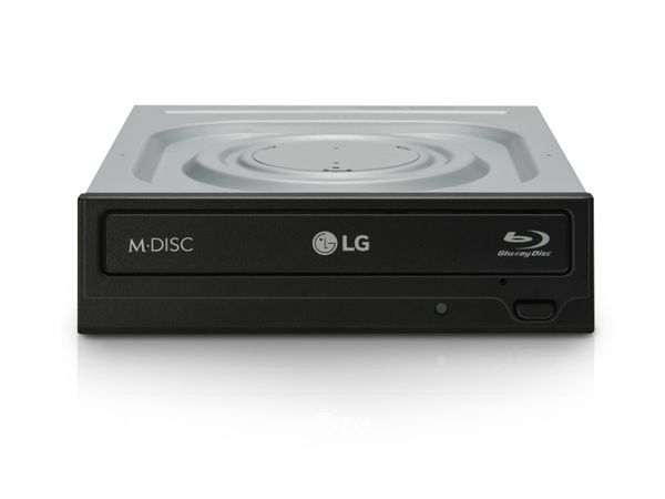 Blu-ray Multi-Brenner LG BH16NS55 , SATA, bulk, schwarz
