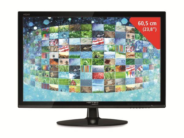 """60,5 cm (23,8"""") LED-TFT-Bildschirm HANNSPREE HS245HPB - Produktbild 1"""