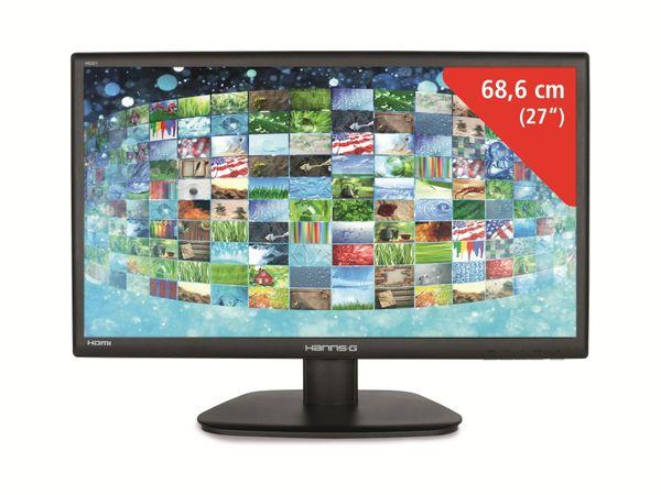 """68,6 cm (27"""") LED-TFT-Bildschirm HANNSPREE HS271HPB - Produktbild 1"""