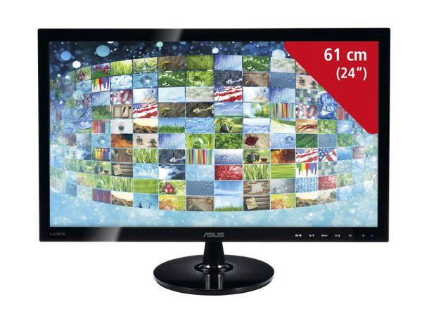 "61 cm (24"") TFT-Flachbildschirm ASUS VS248HR - Produktbild 1"