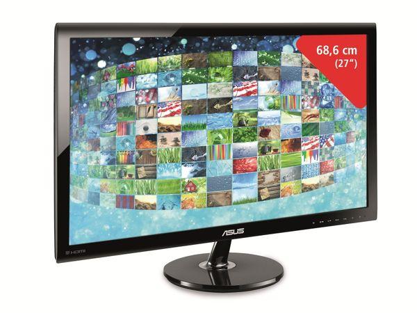 "68,6 cm (27"") TFT-Flachbildschirm ASUS VS278Q - Produktbild 1"