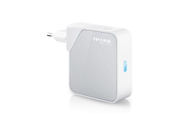 Wireless LAN Mini-Router TP-LINK TL-WR810N - Produktbild 1