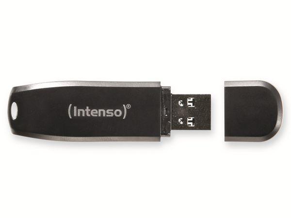 USB 3.0 Speicherstick INTENSO Speed Line, 128 GB - Produktbild 3