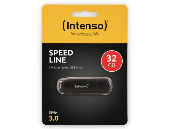 USB 3.0 Speicherstick INTENSO Speed Line, 32 GB - Produktbild 2