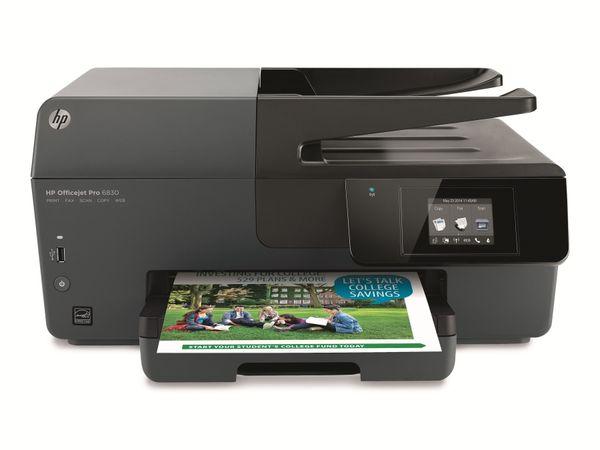 Multifunktions-Tintenstrahldrucker HP Officejet Pro 6830 e-All-in-One