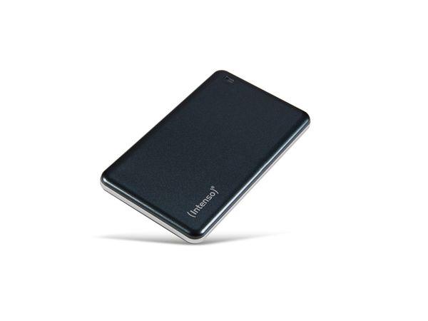 "USB 3.0 SSD INTENSO Portable, 1,8"", 128 GB, anthrazit - Produktbild 1"