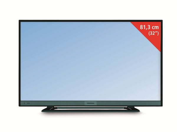 "LED-TV GRUNDIG 32 VLE 5506 BG, 80 cm (32""), Triple-Tuner"