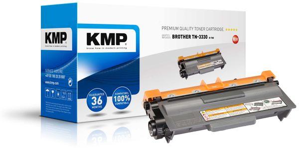 Toner KMP, kompatibel für Brother TN3330, schwarz
