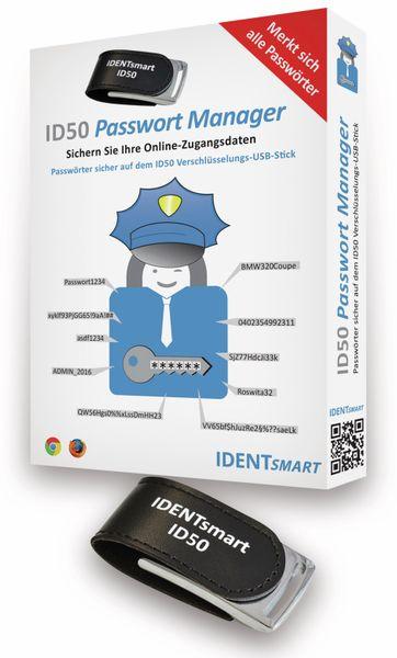 Passwortmanager IDENTOS ID50