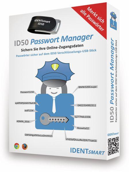 Passwortmanager IDENTOS ID50 - Produktbild 2