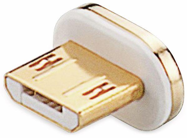 Magnetischer Micro-USB Ersatzstecker GOOBAY 77550