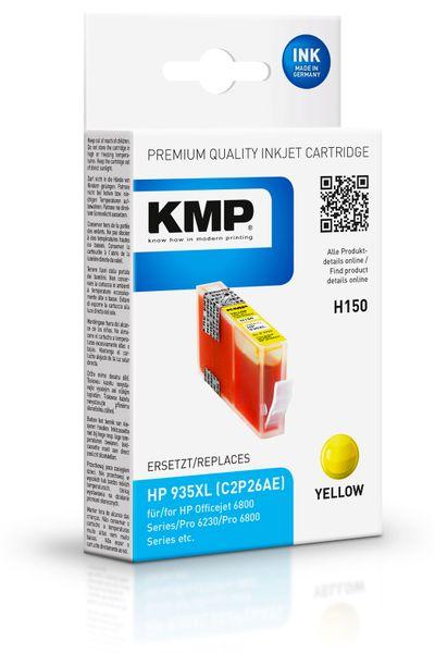 Tintenpatrone KMP, kompatibel zu HP 935XL (C2P24AE)