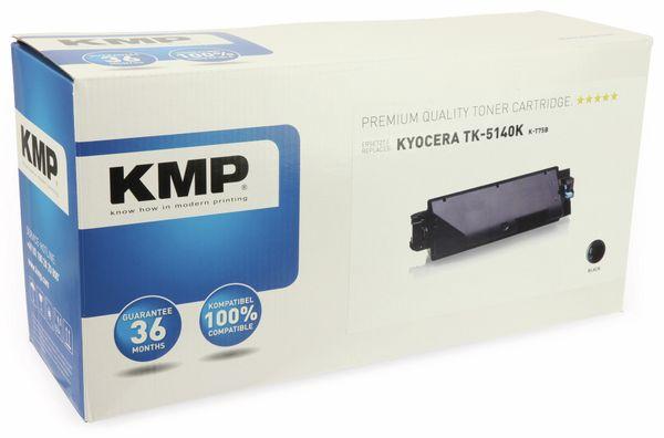Toner KMP K-T75B, kompatibel zu KYOCERA - Produktbild 1