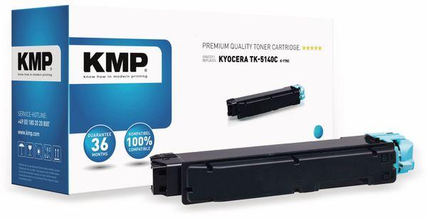 Toner KMP K-T75C, kompatibel zu KYOCERA