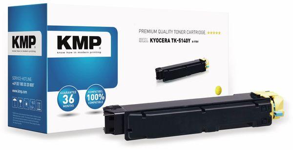 Toner KMP K-T75Y, kompatibel zu KYOCERA