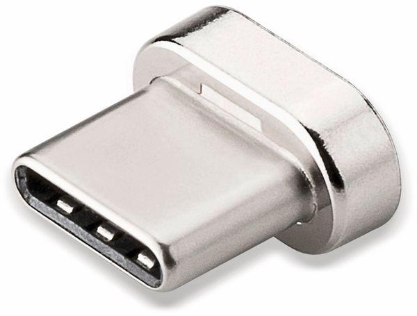 Magnetischer USB-C Ersatzstecker GOOBAY 59041
