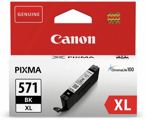 Tintenpatrone CANON CLI-571BK XL, schwarz