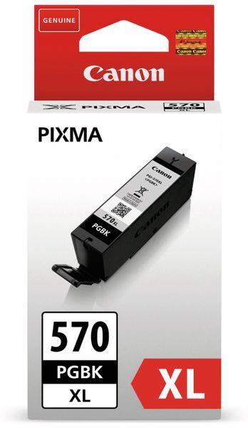 Tintenpatrone CANON PGI-570PGBK XL, schwarz