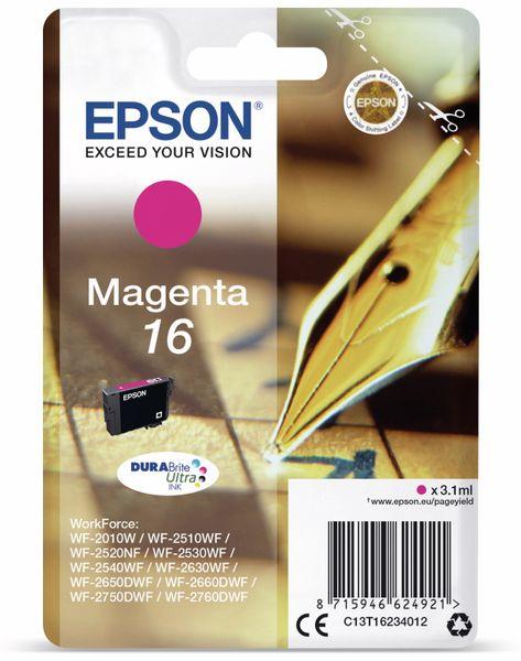 Tintenpatrone EPSON 16, magenta