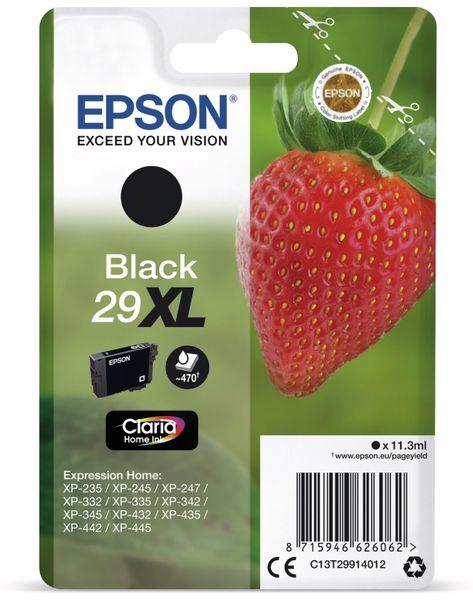 Tintenpatrone EPSON 29 XL, schwarz