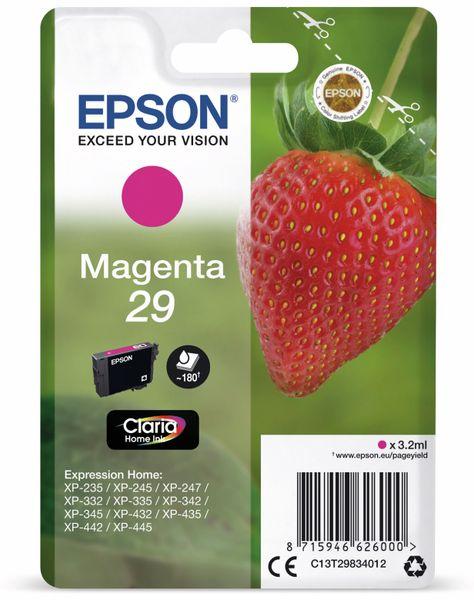 Tintenpatrone EPSON 29, magenta
