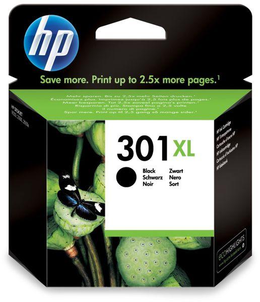 Tintenpatrone HP 301 XL, schwarz
